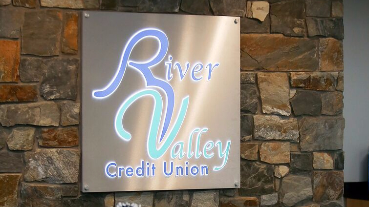 RVCU sign in Ada lobby